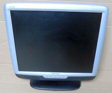 19 Zoll LCD Monitor,  Hanns.G HU196D,  48 cm,  5:4, Silber