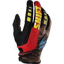 Shift Camo 2014 Strike Brigade MX Gloves