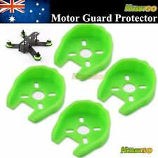 Motor cover protection protector guard for Racing quadcopter drone Green
