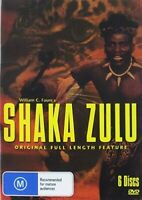 Shaka Zulu [New DVD] Boxed Set, Australia - Import