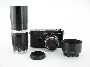 Olympus Pen-FT SLR + G.Zuiko Auto-S 1:1,4 f=40mm E.Zuiko Auto-T 1:4 f=150mm
