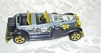 Hot Wheels Final Run Skull Roadster Car 1976 Mattel