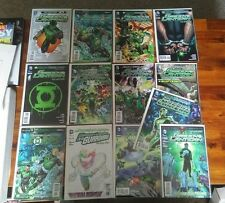 Green Lantern 13 Comic Lot! The New 52 Geoff Johns 0, 13-19, 21, Annual 1 & MORE