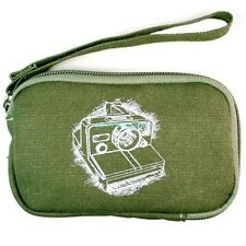 Lawngreen Digital Camera Compact Case Carring Sleeve Bag Pouch For Canon Nikon