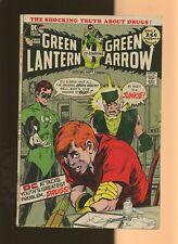 Green Lantern 85 VG 4.0 *1* Denny O'Neil & Neal Adams! Speedy = Junkie! Drug Use