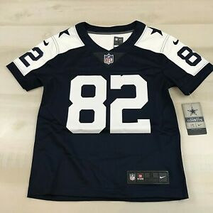 Nike Dallas Cowboys Jersey Youth Small Jason Witten 82 Limited Stitched NFL Blue