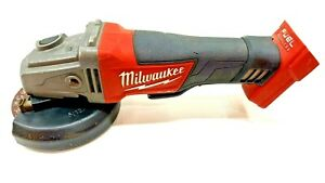 Milwaukee 18V Brushless Fuel Cordless 125mm Angle Grinder. M18CAG125XPD 5""
