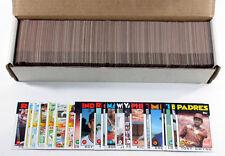 1986 Topps Baseball Complete Set (792) Nm/Mt ^ Ryan Brett Rose Clemens Puckett