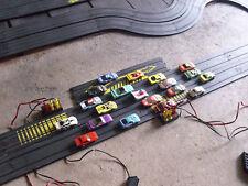 große TYCO- Autorennbahn (Slotcar) Maßstab 1:60