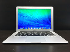 ULTIMATE MacBook Air 13 inch / TWO YEAR WARRANTY / Core i5 1.8Ghz / OSX-2015 SSD