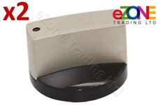 2x Control Knob fits LINCAT Thermostat Bain Marie Warmer Water Boiler Fryers