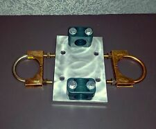 "Yagi Antenna Plates 2"" Boom to 1/2"" Element"