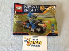 Lego Nexo Knights 30371 Knight's Cycle Polybag New/Sealed/Retired/Hard to Find
