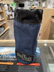 domke outpack lens case blue