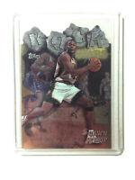 1997-98 Topps Rock Stars Shawn Kemp Die Cut Foil Insert Mint looking card