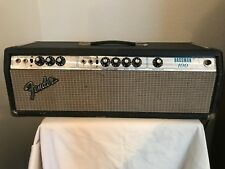 Fender Bassman 100 Silverface 1974