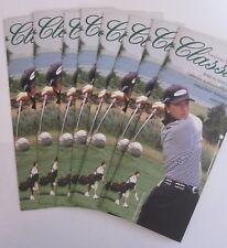 lot of  8 SE RI PAK ticket brochures 2000 the Shoprite LPGA Classic