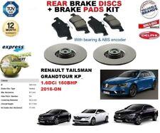 4 Pinza Freno Set Freno a disco BOSCH 0986494722 per Renault assale anteriore
