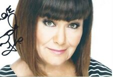 Signed Dawn French  - 5x3 Promo Photo