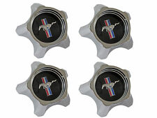 Ford Mustang, Falcon, GTA, styled steel wheels centre caps, blue or black