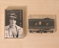 1988 Paul Simon Negotiations and Love Songs 1971 -1986 music cassette tape