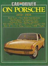 PORSCHE 911 incl Turbo Carrera & RSR 912E 914 914/6 924 1970-1976 roadtests LIBRO