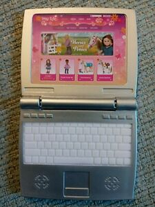 My Life As a Doll Laptop Computer (fits American Girl ) school vlogger