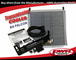 PWR TRANSMISSION OIL COOLER KIT FORD FALCON BA 4-SPEED AUTOMATIC PWO6115