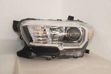 2016 17 TOYOTA TACOMA HEADLIGHT LED  HALOGEN LEFT SIDE DRIVER SIDE OEM