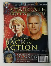 Stargate SG-1 Official Magazine #18 Sept/Oct 2007