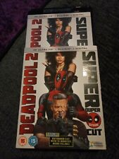 Deadpool 2 - Super Duper Cut - 4K UHD + Blu-ray - Ryan Reynolds Josh Brolin