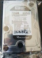 """Western Digital Caviar Black 750GB Internal 7200RPM 3.5"""" (WD7501AALS) HDD"""