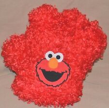 """7"""" Tickle Me Elmo Right Hand Glove Fisher Price 2008 Sesame Street Works Tested"""