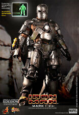IRON MAN~MARK I~(2.0)~SIXTH SCALE FIGURE~EXCLUSIVE~HOT TOYS~MIB