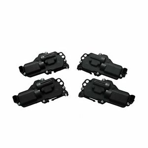 Door Lock Actuators Kit Set of 4 For Ford F150 F250 F350 Excursion Mercury