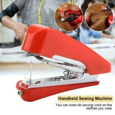 Mini Portable Needlework Cordless Mini Hand-Held Clothes Fabrics Sewing Machine