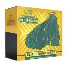 Pokemon TCG: Sword & Shield - Rebel Clash Elite Trainer Box ::