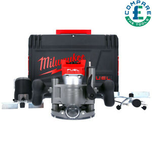 Milwaukee M18FTR-0X 18v M18 FUEL Cordless Brushless Trimmer Router With Case