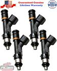 6 Pack of Factory Ford Bosch 0280158105 2.3L DOHC Flow Matched Fuel Injectors