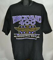 Vintage Brickyard 400 Inaugural Race 1994 Indy T Shirt XL