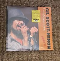 "Gil-SCOTT HERON and His Amnesia Express ""Summer 86"" Rare vinyl LP. New, sealed."