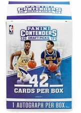 Panini Contenders 2017/18 NBA Basketball - 7 Pack Blaster Box (1 Auto)