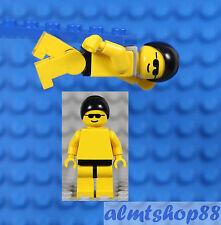 LEGO - Swimmer Minifigure Male Swim Cap Champion Lifeguard Pool Series Olympic