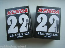 KENDA High Quality Bike Inner Tyre Tube 20 X 2.1/2.5 Schrader Valve Fit KT34B
