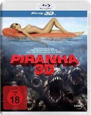 3D Blu-ray * Piranha * NEU OVP * (Piranhia,Pirania)