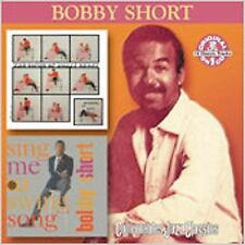 Bobby Short : Speaking of Love/sing Me a Swing Song [us Import] CD (2001)