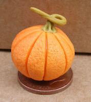 1:12 Scale Pumpkin Dolls House Miniature Kitchen Garden Vegetable Food Accessory