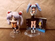 Nadesico Ruri Promo Petit Nendoroid & Gashapon Figure Lot Cute Anime Girl