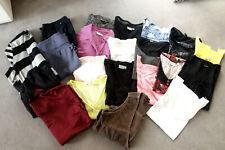 großes Bekleidungspaket Tops Shirts Jacken f. Mädchen / Damen * Gr. M * 21 Teile