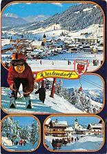 BT4531 Westendorf und seselift bergstation tirol child enfant Austria